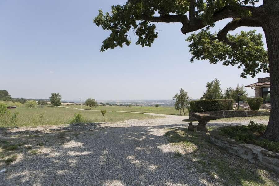 Il Poggiarello - paesaggio - Val Trebbia