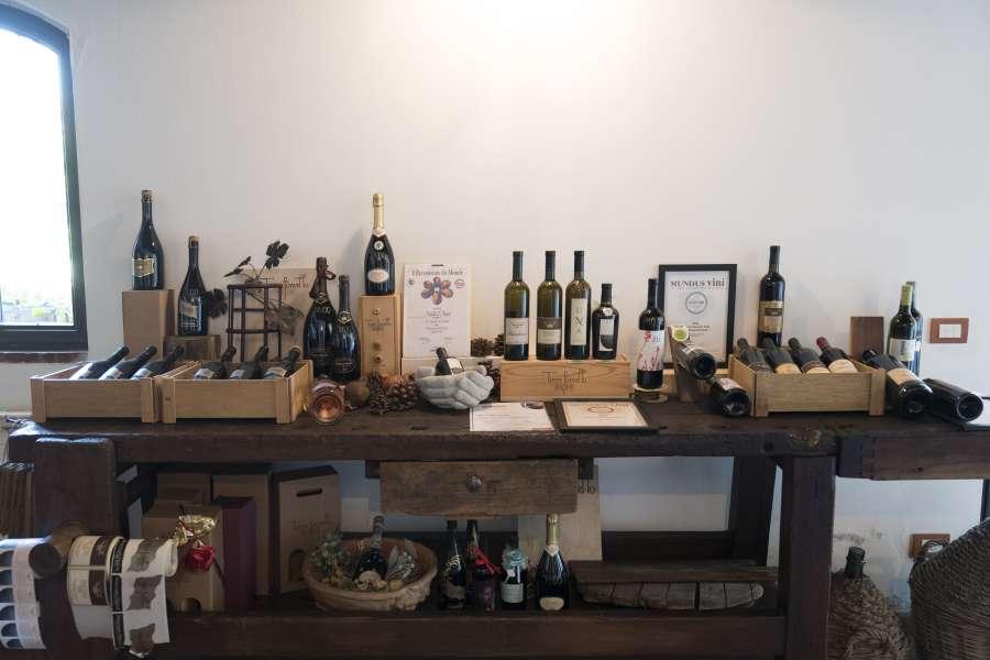 Torre fornello - vini