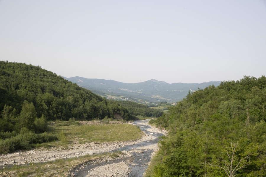 Piacenza il territorio - val nure