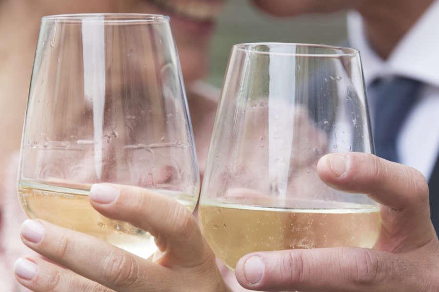 Vini bianchi DOC piacentini - brindisi