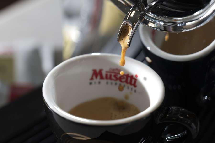Musetti - caffè - espresso