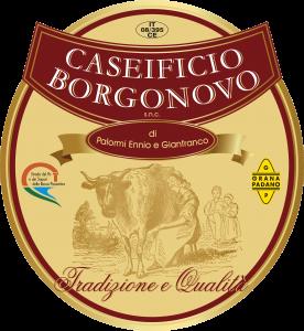 Caseificio Borgonovo - logo